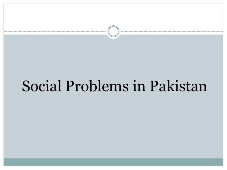problem in pakistan essay The problem has now reached a critical decision-making stage there are two obvious solutions to the problem: 1 make new water reservoirs to make up for the depleting capacity of old reservoirs, as well as to cater for increase in demand.