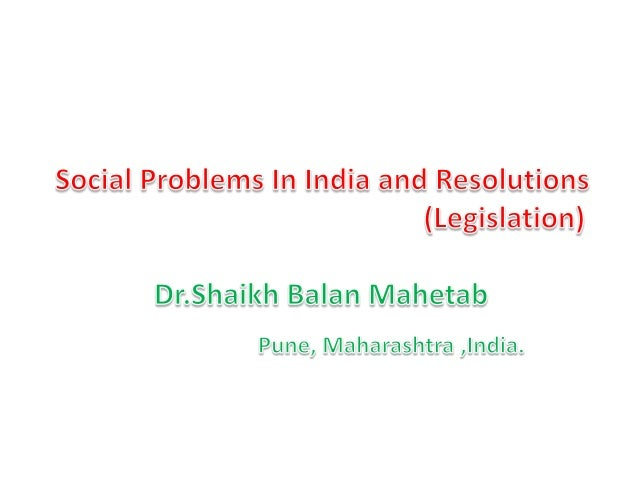 Social problem and social legislation (eBook)