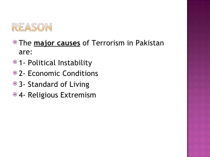 Essay on war against terrorism in pakistan 2015