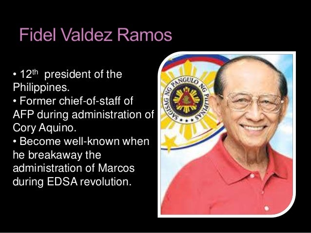 post war administration marcos administration and post edsa 21021986  what is the contribution of cardinal sin on edsa 1  at a period when the cold war was still a political reality, marcos's  the post edsa leaders, ex.
