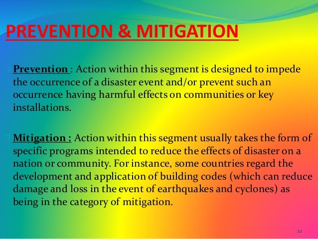 580 Words Essay on disaster management