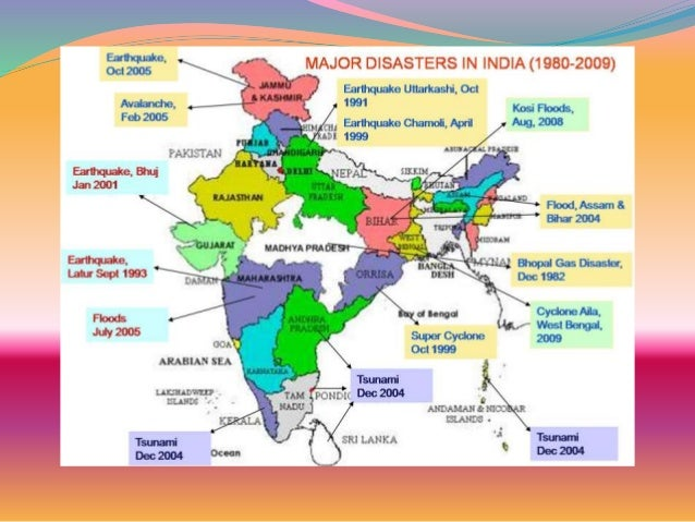 Project On Natural Disasters Pdf