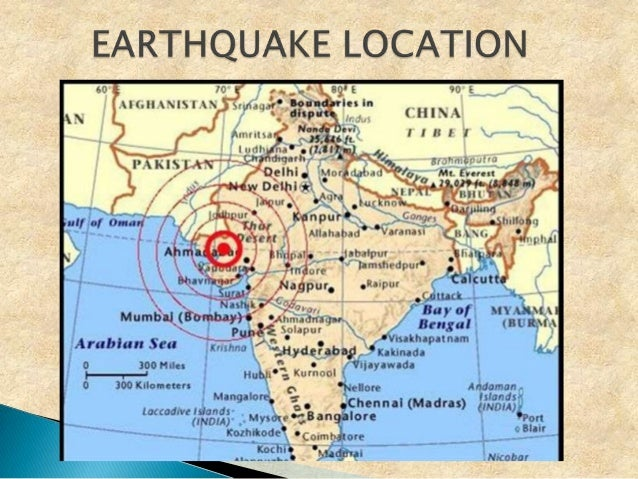 26th Jan 2001 : A Case Study of Gujarat Earthquake :The ...
