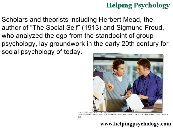 broad scope social psychology The range of research careers is as broad as that of applied-psychology the field of social psychology deals conferences vary in their scope.