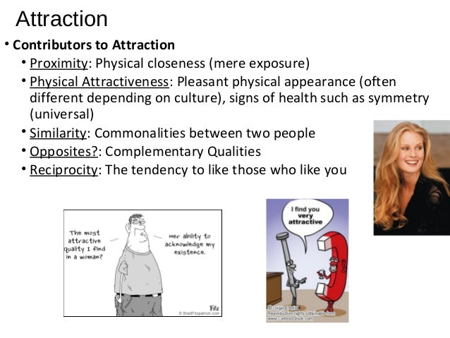 female psychology attraction