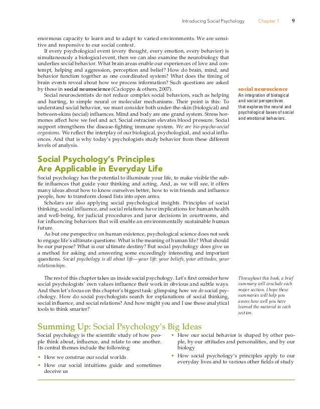 social psycology Discover top personality psychology masters programs on gradschoolscom: degrees in social & personality psychology from accredited colleges & universities.