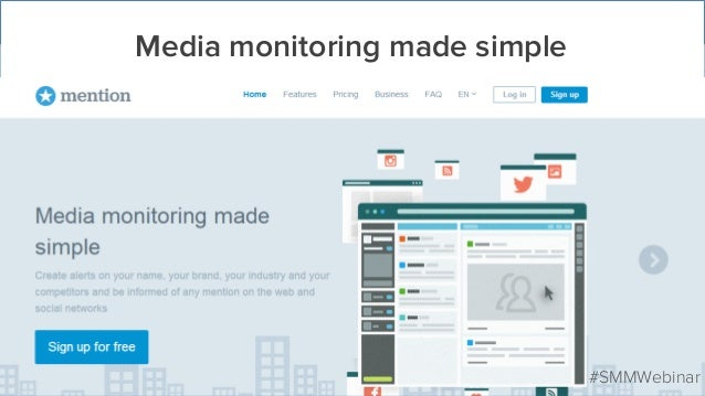 Google  Has  Dumped  You;     But  Social  Is  Ready  To  Be  Loved   Media monitoring made simple...