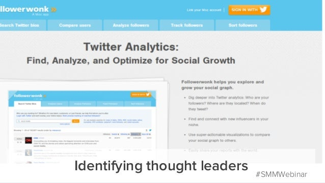Google  Has  Dumped  You;     But  Social  Is  Ready  To  Be  Loved   Identifying thought leaders ...