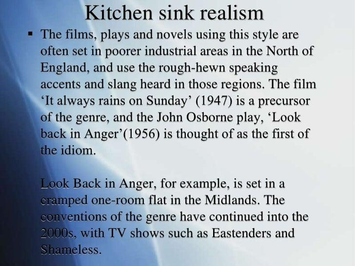 Kitchen Sink Realismu003cbr ...