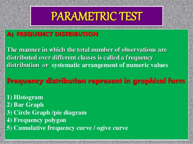  It is simplest type of graphical representation of data  It is suitable for discrete frequency distribution  Simple ba...