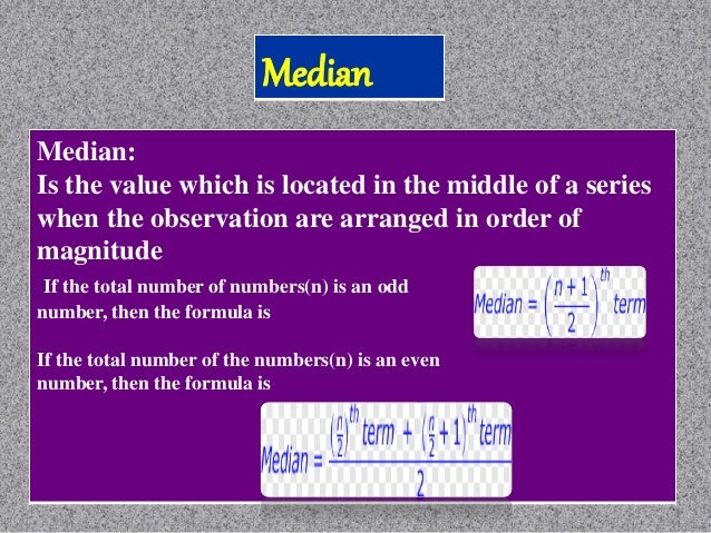 C) MEASURE OF DISPERSON  It indicate the extend of scattering or variability of item about a central value RANGE MEAN D...