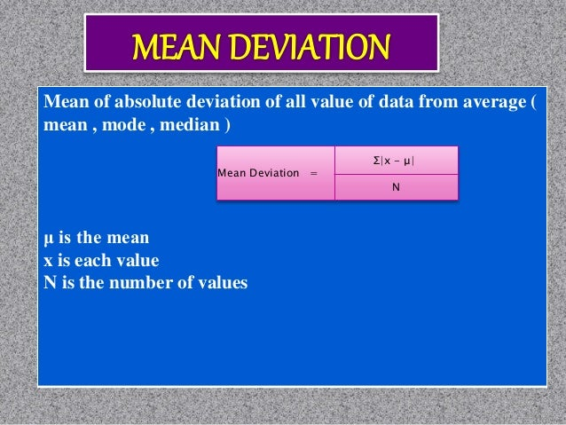 The coefficient of variation (CV) is defined as the ratio of the standard deviation to the mean Cv = Standard Deviation / ...