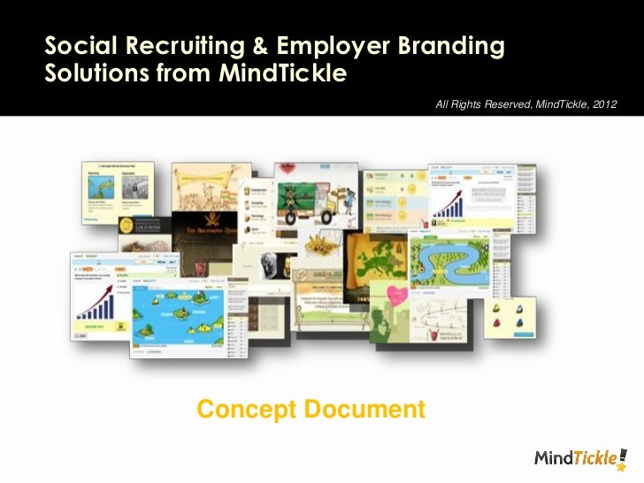 Social Recruiting & Employer BrandingSolutions from MindTickle                               All Rights Reserved, MindTick...