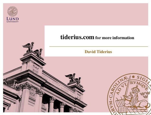 Social relationship management (tiderius.com)