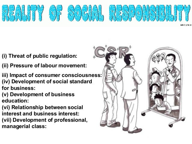 business capitalism and social responsibility Here's what we argue: the social responsibility of business is to create value for stakeholders that means its customers, suppliers, employees, and communities, as well as its shareholders the new story and the future of business and capitalism.