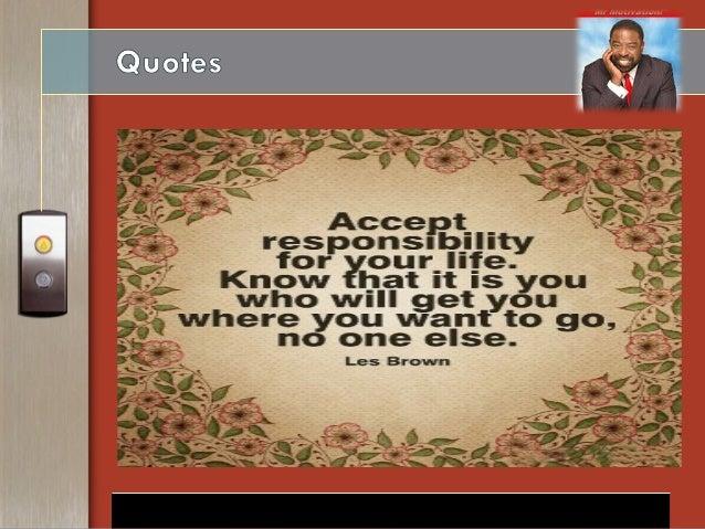 Social responsibility Slide 3
