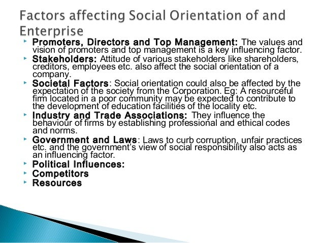              Promoters, Directors and Top Management: The values and vision of promoters and top management is a k...