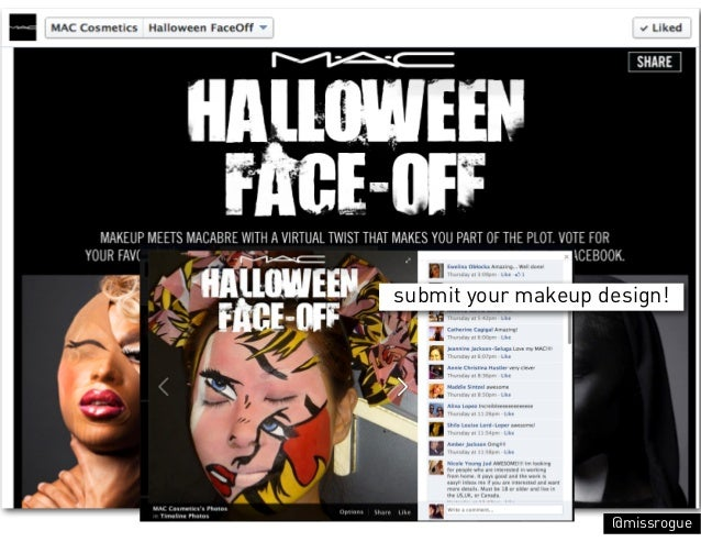 submit your makeup design!                    @missrogue