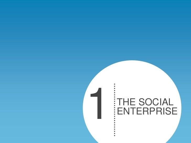 •21THE SOCIAL THE SOCIAL ENTERPRISE PROFILE