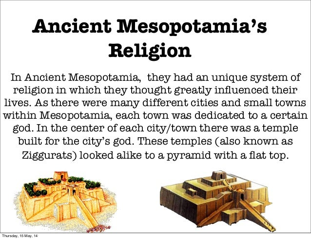 similarities between the mesopotamian religion and egyptian religion in ancient civilization