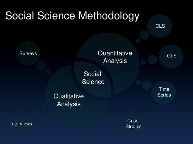 scientific strategy around political science