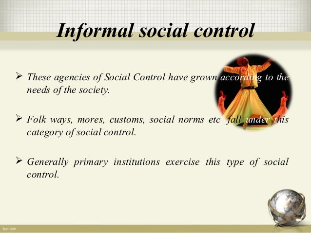 techniques of social control through law