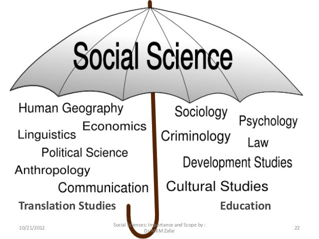 sociology and social science research Commentary and archival information about sociology from the could learn a lesson from social science and start treating ground in sex research.