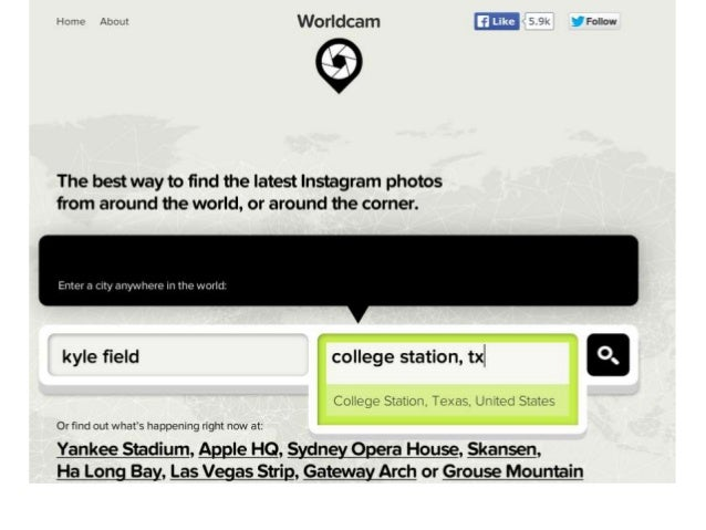 Social searching for journalists