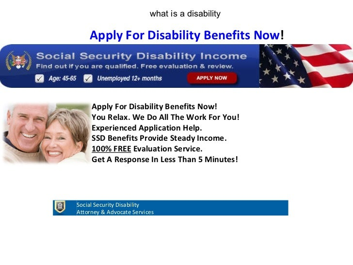 Apply For Disability Benefits Now! You Relax.We Do All The Work For You! Experienced Application Help. SSD Benefits Provi...