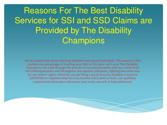 Social Security Help To Get your Disability Benefits