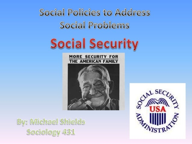 •The 1935 Social Security     Act aimed to establish a     system of income for older     persons so they can     continue...