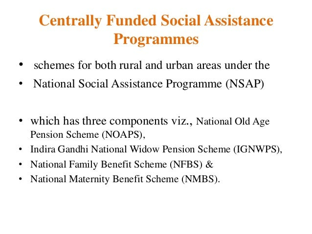 social security schemes Insurance and social security in india  the esic, on the other hand, covers low-earning employees providing them with basic healthcare and social security schemes .