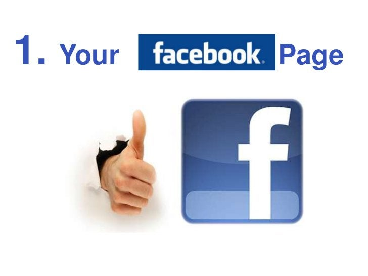 1. Your Page   <br />