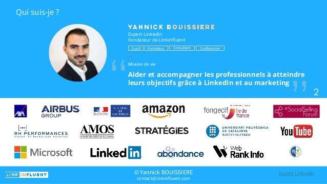 Social Selling LinkedIn : la prospection BtoB Slide 2
