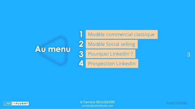 Social Selling LinkedIn : la prospection BtoB Slide 3