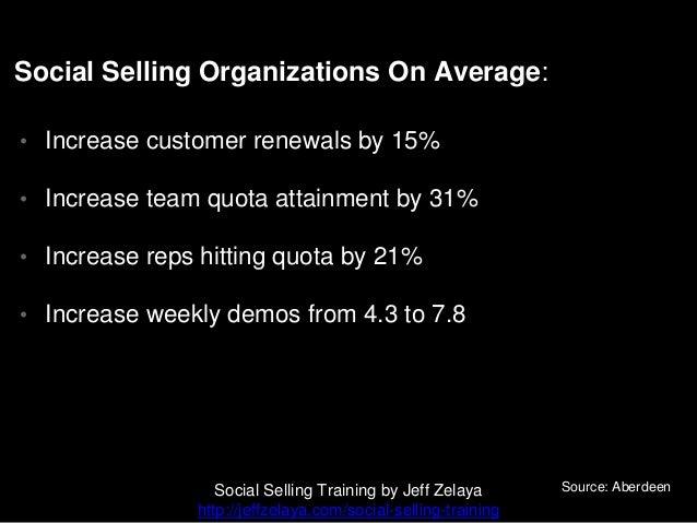 Money Talks Social Selling Training by Jeff Zelaya http://jeffzelaya.com/social-selling-training