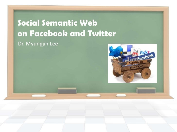 Social Semantic Web on Facebook Open Graph protocol and Twitter Annotations