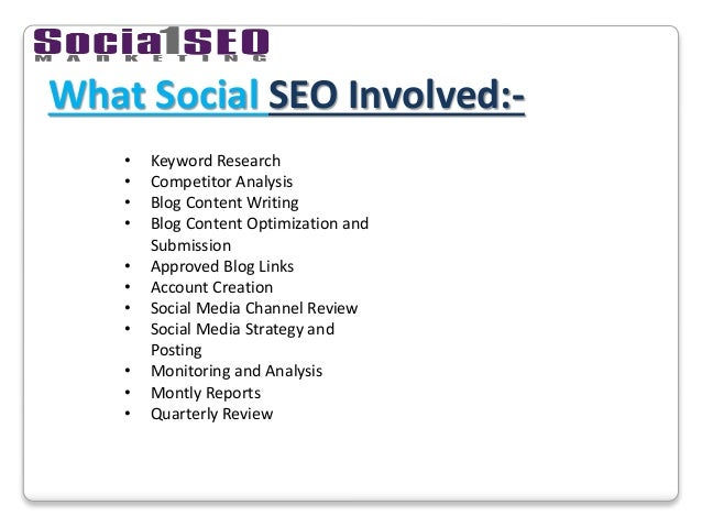 • Keyword Research • Competitor Analysis • Blog Content Writing • Blog Content Optimization and Submission • Approved Blog...