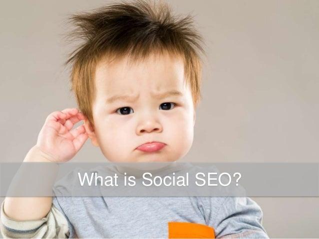 Social SEO Mythology