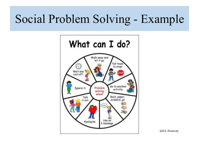 Social skills for those with autism