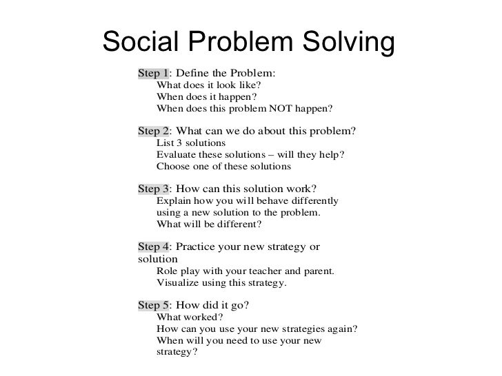 list of social skills