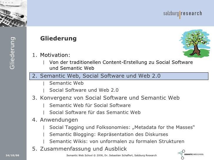 Social Software und Web 2.0: Semantic Wikis, Social Tagging und eLear…