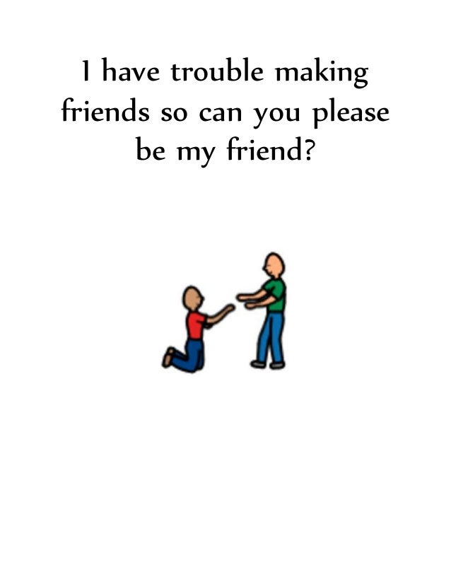 Be myfriend