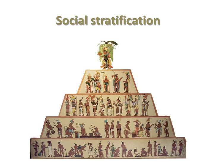 Picture of social stratification