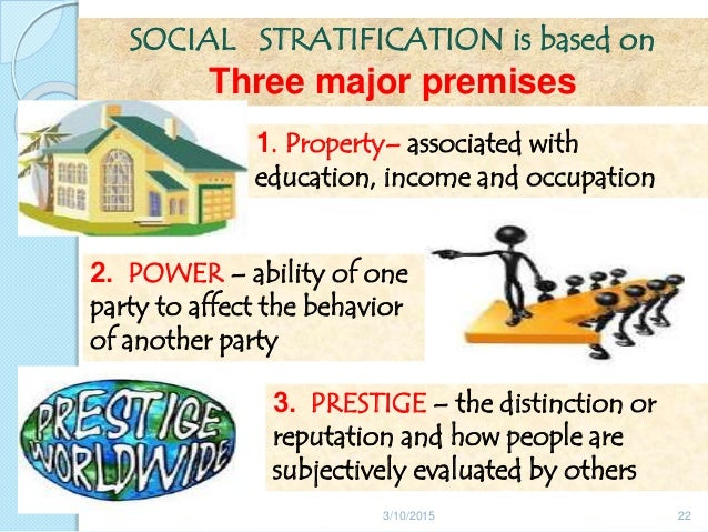 education and stratification