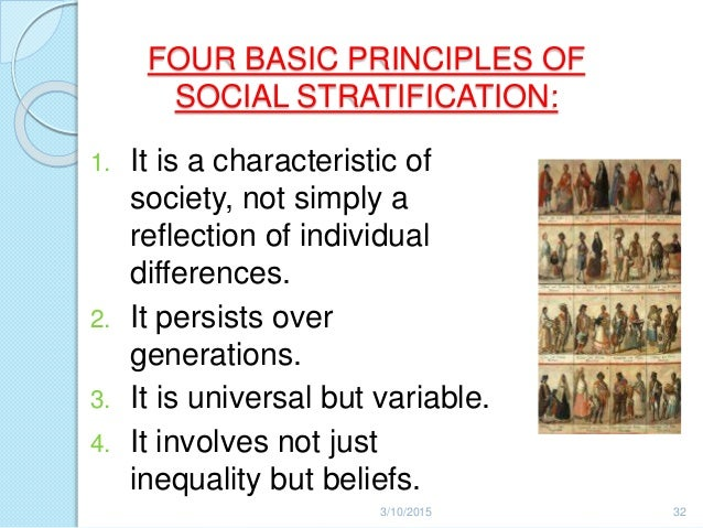 sociology essay on social stratification This course examines the central debates about stratification and social mobility in contemporary societies for example, what explains the.