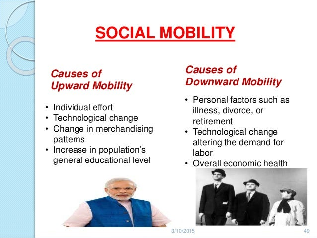 causes of social differentiation