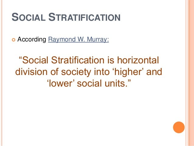 social stratification 2 essay Sociology term papers (paper 16281) on social stratification : siobhain bowen 20/11/01 sociology essay amie hord inequalities exist in all types of human society.