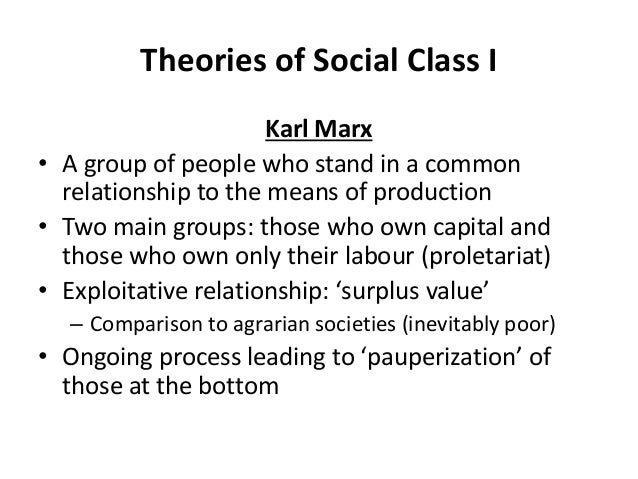 essay on social class and social stratification This is an essay about social stratification specifically focusing on gender, functionalism, the new right and wealth.