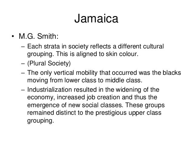 social stratification in the caribbean essay Social stratification in the caribbean essay charlie sheen wants us all to planbetter and i have an essay in for hours time that still isnt finished should ve.
